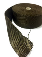 Avgasbandage - Titanium 25mm*15m