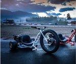 Drift trike 212cc